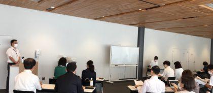 【第1回】職場環境改善キーパーソン研修会・やまぐち働き方改革アドバイザー養成講座